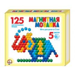 Мозаика магнитная шестигранная (125 элементов)
