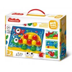 Мозаика для самых маленьких (32 элемента) BABY TOYS