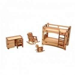 """Комплект мебели """"Детская"""""""