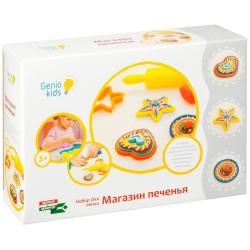"""Набор для детской лепки """"Магазин печенья"""""""