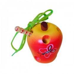 Шнуровки Яблоко-шнуровка