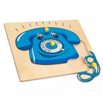 """Пазл """"Телефон"""""""