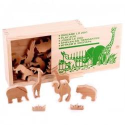 Кукольный театр Играем в Зоопарк