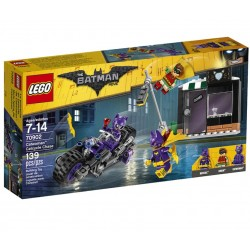 Конструктор LEGO Batman Movie 70902: Погоня за Женщиной-кошкой