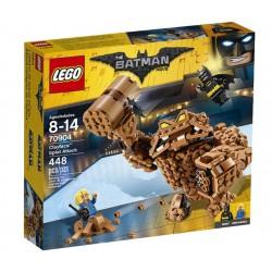 Конструктор LEGO Batman Movie 70904: Атака Глиноликого