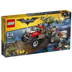 Конструктор LEGO Batman Movie 70907: Хвостовоз Убийцы Крока