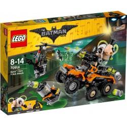 Конструктор LEGO Batman Movie 70914: Химическая атака Бэйна