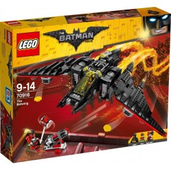 Конструктор LEGO Batman Movie 70916: Бэтмолёт