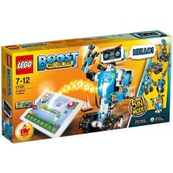 Конструктор LEGO BOOST 17101: Набор для конструирования и программирования