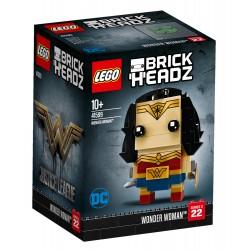 Конструктор LEGO BrickHeadz 41599: Чудо-женщина