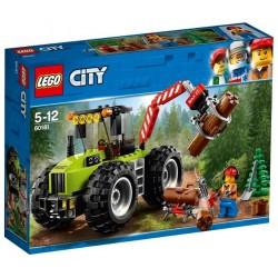 Конструктор LEGO City 60181: Лесной трактор