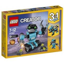 Конструктор LEGO Creator 31062: Робот-исследователь 3 в 1