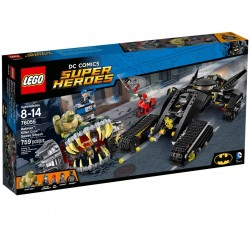 Конструктор LEGO DC Comics Super Heroes 76055: Бэтмен: убийца Крок