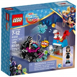 Конструктор LEGO DC Super Hero Girls 41233: Танк Лашины