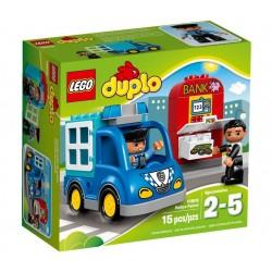 Конструктор LEGO DUPLO 10809: Полицейский патруль