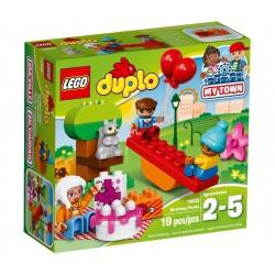 Конструктор LEGO DUPLO 10832: День рождения