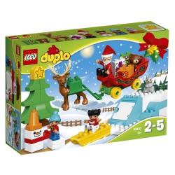 Конструктор LEGO DUPLO 10837: Новый год