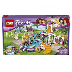 Конструктор LEGO Friends 41313: Летний бассейн