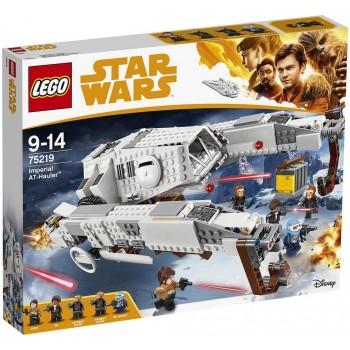 Конструктор LEGO Star Wars 75219: Имперский шагоход-тягач