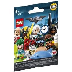LEGO Minifigures 71020: Лего Фильм: Бэтмэн, серия 2