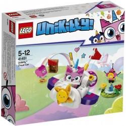 LEGO Unikitty 41451: Машина-облако Юникитти