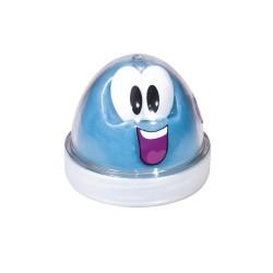 Пластилин для детской лепки голубой Smart GUM (с ароматом лесных ягод)