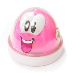 Пластилин для детской лепки розовый Smart GUM (с ароматом арбуза)