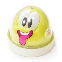 Пластилин для детской лепки желтый Smart GUM (с ароматом цитрусовых)