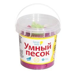 """Набор для творчества """"Умный песок""""  розовый 150г"""